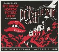 POLYPHONIC SPREE: SONGS FROM THE ROCKY HORROR PICTURE SHOW (LIVE 2012) 2 CD NEU