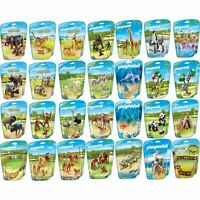 Playmobil Animals Wild Life Sea Zoo City Life Accessory Assortment Pack