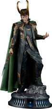 "THE AVENGERS - Loki 23.25"" Premium Format Statue (Sideshow Collectibles) #NEW"