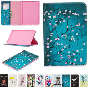 For Apple iPad mini 4 / 5 Flip Leather Smart View Mirror Shockproof Case Cover