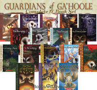 Guardians of Ga'hoole The Capture 1-17 Complete Set by Kathryn Lasky (Paperback)