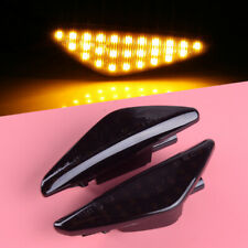2 Fender Side Marker Indicator Turn Signal Light fit for BMW X3 E70 X5 E71 X6 Li
