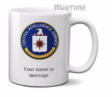 Logotipo personalizado Taza Taza de la CIA-Agencia Central de Inteligencia-EE. UU. - 330ml 11oz