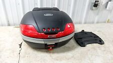 14 Kawasaki ZG 1400 ZG1400 Concourse Givi rear back luggage box trunk