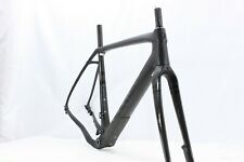 Trek Checkpoint Carbon 56cm Frame and Fork in Black on Black