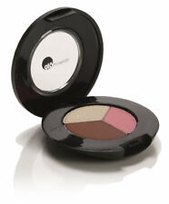 GLOMINERALS EYE SHADOW TRIO CHAMPAGNE ROSE FULL SIZE! (BRICK)