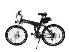 Brand New Modern Folding Electric Bikes 250W E-bike 36V10ah Lithium Battery 26''