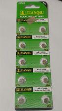 10 Pack AG1 LR60 164 364 LR621 1.5V Alkaline Battery Watch