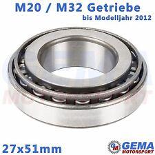 27x51mm Lager M32 Getriebe M20 Eingangswelle 27mm Opel Zafira B Astra H Meriva B