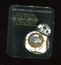 DSSH BB-8 Star Wars the Force Awakens Sundae LE Disney Pin 113244