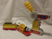 2009 R/C Molly Trackmaster Remote Control Thomas & Friends Train Engine TESTED