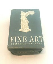 Vintage Fine Art Complexion Soap Armour And Co. 1930s Sealed in Original Wrapper