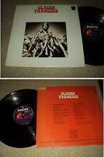 """@ CLAUDE FRANCOIS 33 TOURS LP 12 """" FRANCE MENTEUR OU CRUEL"""