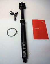 REDURO SP-100ST Vario Sattelst/ütze Stufenlos H/öhenverstellbar 31,6 mm m Fernbedienung