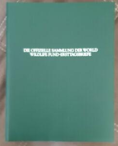 Die Offizielle Sammlung der WWF Ersttagsbriefe