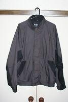 Dryjoys by Footjoy Zip Water Resistant Golf Jacket Men XL Multi Plaid PGA Lined