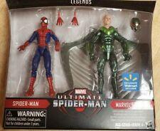 WALMART Exclusive Marvel Legends ULTIMATE SPIDERMAN vs VULTURE Two-Pack!!
