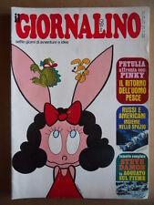 GIORNALINO n°28 1975 Pinky Asterix Larry Yuma  [G554]