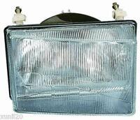 FARO FANALE ANTERIORE SINISTRO H4 FIAT UNO 1983 ->1989 MK1 headlamp