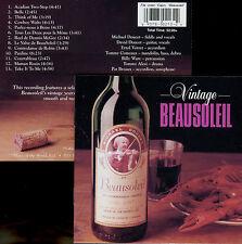 BEAUSOLEIL  vintage  LIVE 1986 - 1987