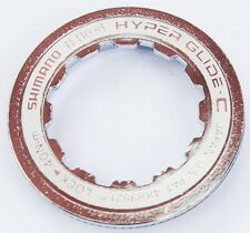 Shimano Deore XT CSS-M737 HG Hyperglide-C cassette lockring lock ring nut - NOS!