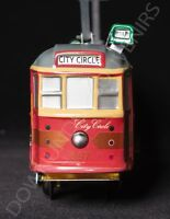 Melbourne W-Class Tram - City Circle  - Tin Toy
