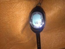 Nike Imara SM0032 Digital Black Rubber Band Quartz Watch
