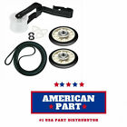 For Maytag Centennial Dryer Repair Maintenance Kit Belt Pulley Rollers P2491313K photo