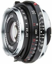 Voigtlander Single Focal Length Wide Angle Lens COLOR - SKOPAR 35 mm F 2.5 P II
