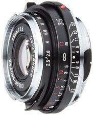 Voigtlander Single Focal Length Wide Angle Lens COLOR - SKOPAR 35 mm F 2.5 P II