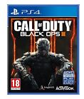 Call of Duty Black Ops 3 III (3) (PS4) Excellent Condition - 1st Class Delivery