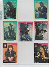 1991 BLACK SABBATH HOF 7 BROCKUM CARD BAND SUBSET OZZIE, POWELL & IOMMI