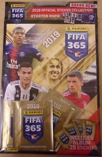 Fifa 365 2019 ~ Panini Sticker Collection ~ Starter Pack Inc 26 Stickers