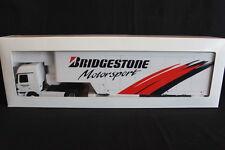 Eligor Mercedes-Benz Actros Team Truck 1:43 Bridgestone Motorsport (JS)