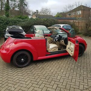 Beetle Convertible 2005 - LADY OWNER VERY CLEAN CAR