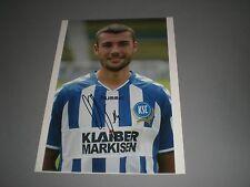 Manuel Gulde  SC Freiburg  KSC  signed signiert Autogramm auf 20x28 Foto