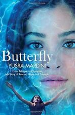 Butterfly by Yusra Mardini