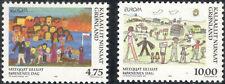Greenland, Scott 336-7, 1998, Mnh, Europa