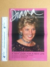 "PRINCESS DIANA  / ROYAL FAMILY ""Her Own Woman"" You Supplement  Part 2"