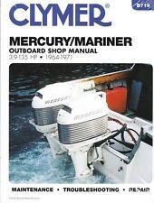 1964-1971 Mercury 4-135 hp Outboard Repair Manual 85 90 95 100 110 115 125 B719