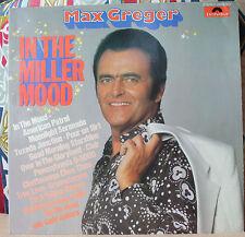 Max Greger ~ In The Miller Mood >Vinyl LP