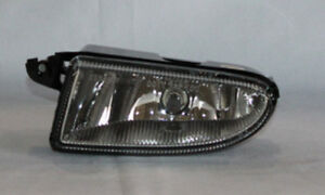 Fog Light Assembly Left TYC 19-5654-00 fits 01-05 Chrysler PT Cruiser