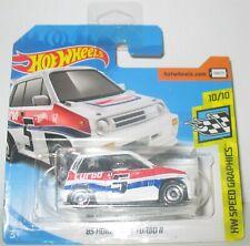 Hot Wheels - 85 Honda City Turbo II (2018)