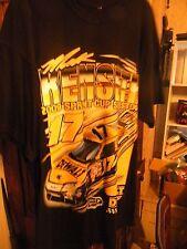 NASCAR MATT KENSETH T SHIRT VINTAGE 2009 RACING dewalt tool SPRINT CUP LARGE