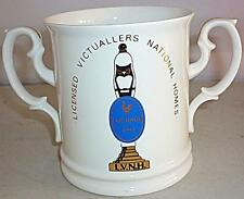 COURAGE BREWERY L.V.N.H. LICENSED VICTUALLERS NATIONAL HOMES CIDER MUG TANKARD