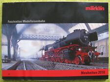 Märklin Katalog,- Neuheiten 2010