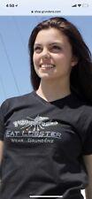 X Mas SALE! Grundens Women's Diamond Studded Lobster Shirt's BEAUTIFUL!
