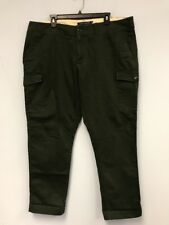 Tommy Hilfiger Men's Cargo Pants Green 38X30