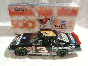 2000 Dale Earnhardt Sr #3 GM Goodwrench / Richmond Race 1:24 NASCAR Action