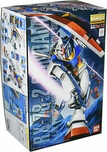 Bandai Hobby - Mobile Suit Gundam - MG 1/100 Gundam RX-78-2 (Version 2.0)